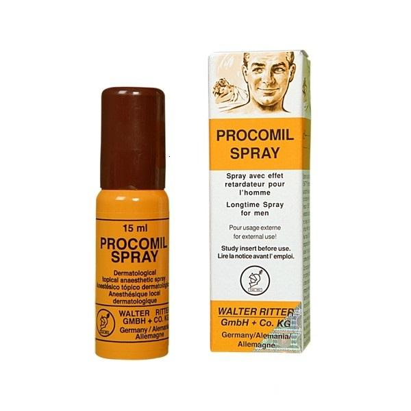 Thuốc chống xuất tinh sớm thái Procomil