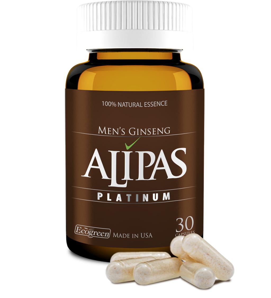Thuốc hỗ trợ sinh lý nam Sâm alipas platinum