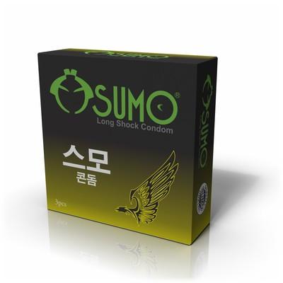 bao cao su cao cấp, Bao Cao Su Size Nhỏ Sumo