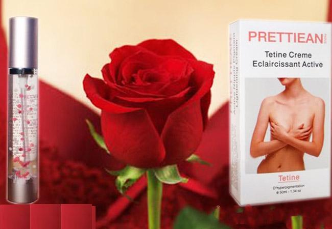 Kem làm hồng môi cho nữ