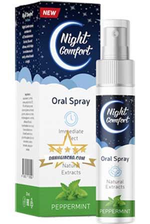 Thuốc Bổ Thận Tráng Dương: Night comfort chữa ngáy ngủ cho nam giới