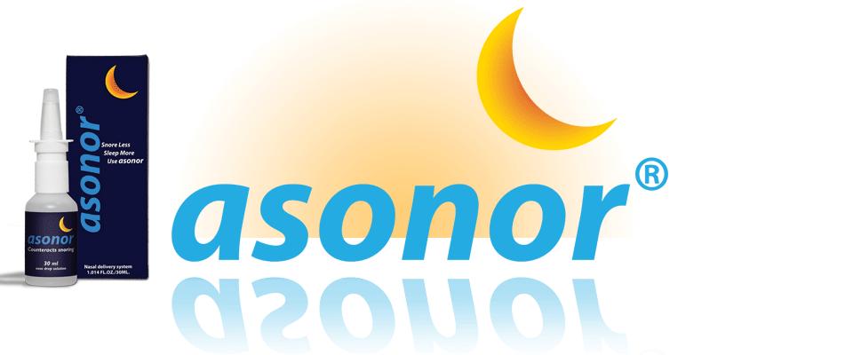 Thuốc chữa ngáy khi ngủ Asonor