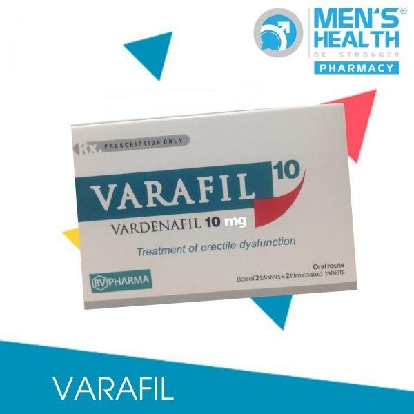 Thuốc cường dương Vardenafil 10mg
