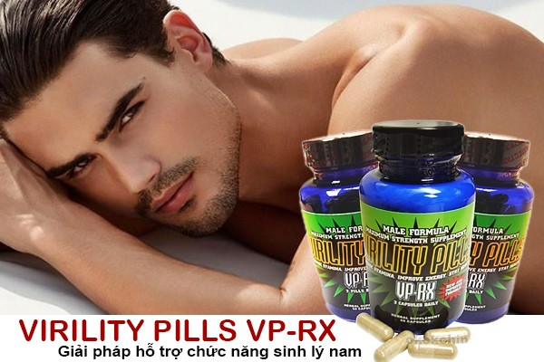 Thuốc Chữa Xuất Tinh Sớm: VPRX phát triển dương vật - tăng cường sinh lý