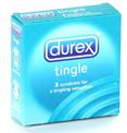Bao cao su Durex Tingle - mát lạnh
