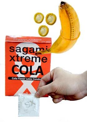 Bao Cao Su Sagami: Bao cao su sagami extreme cola