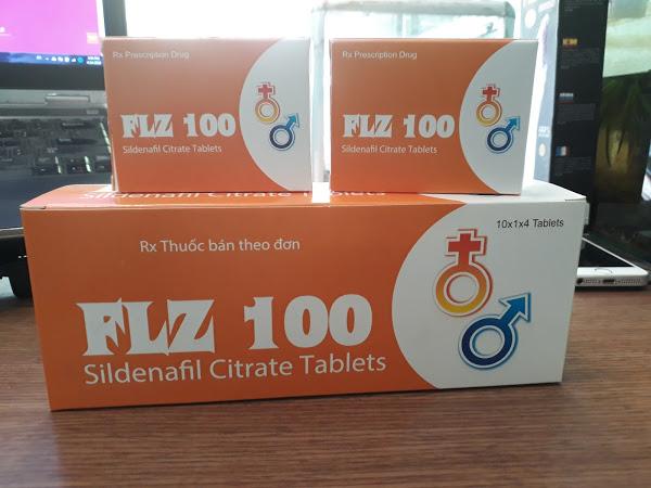 Thuốc cường dương cho nam flz 100
