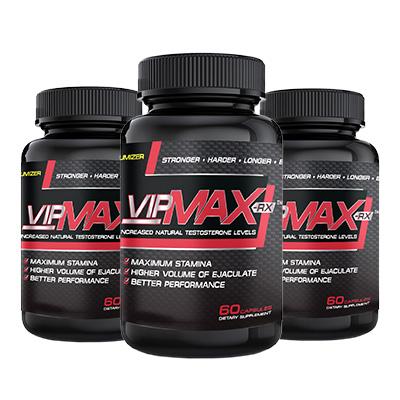 Thuốc Yếu Sinh Lý Tốt Nhất: Vipmax RX chữa yếu sinh lý nam