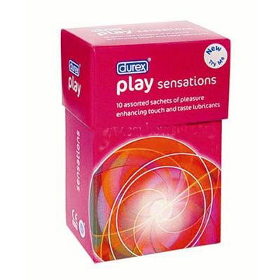 Gel Bi Trn m o: Gel bi trn m o Durex Play Sensation