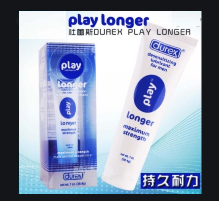 Chai xịt kéo dài thời gian Durex play longer