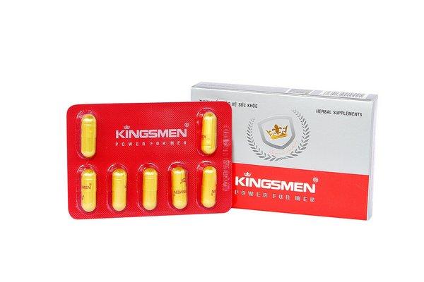 Thuốc Kingsmen tăng cường sinh lực cho nam