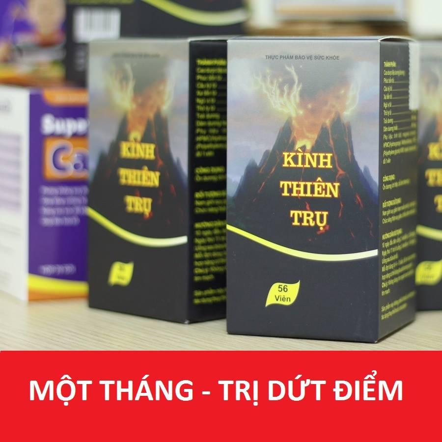 Thuốc Tăng Sinh Lý Nam: Viên uống Kình Thiên Trụ hỗ trợ sinh lý nam