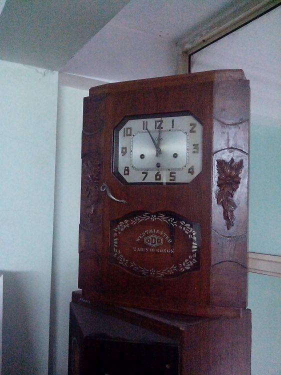 Bán Xe Vespa Cổ, Đồng hồ cổ odo 1962