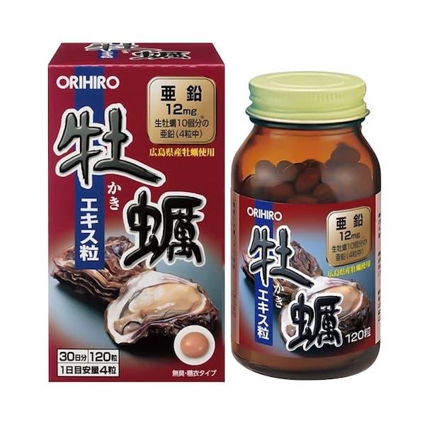 Tinh chất hàu tươi orihiro nhật bản tăng sinh lý nam