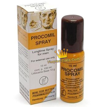 procomil, thuốc điều trị xuất tinh sớm procomil