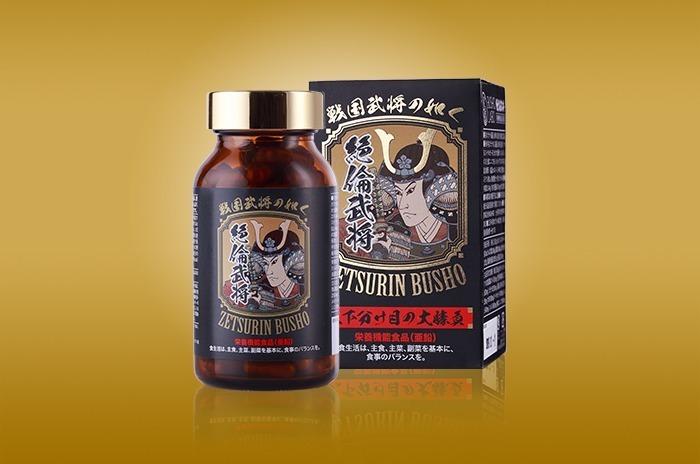 Zetsurin busho tăng cường sinh lý nam