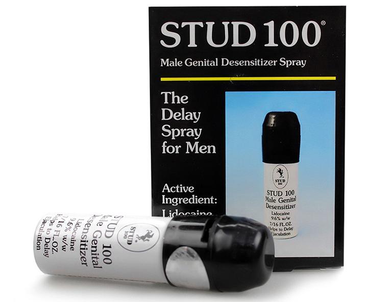 Thuốc Chữa Xuất Tinh Sớm: Thuốc xịt chống xuât tinh sớm stud 100 - vũ khí bí mật