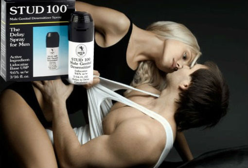 Stud 100 thuốc xịt kéo dài thời gian quan hệ
