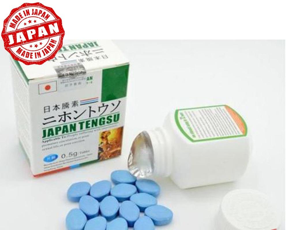Thuốc kéo dài thời gian quan hệ Nhật Bản