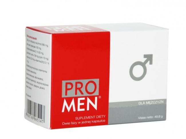 Promen chữa yếu sinh lý nam