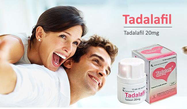 Thuốc cường dương Tadalafil