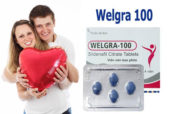 Thuốc cường dương Welgra-100
