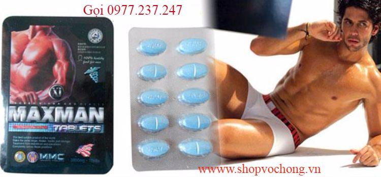 Thuốc Chữa Xuất Tinh Sớm: Thuốc chống xuất tinh sớm dạng viên