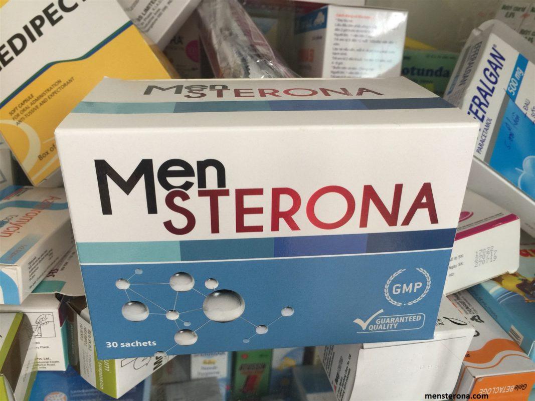 Thuốc Tăng Sinh Lý Nam: Thuốc tăng sinh lý nam mensterona