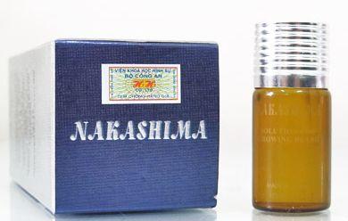 Thuốc làm mọc râu Nakashima