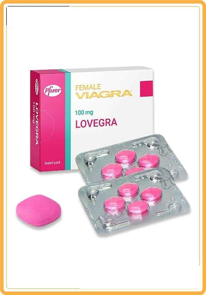 Thuốc Cho Phụ Nữ: Thuốc tăng sinh lý viagra cho nữ