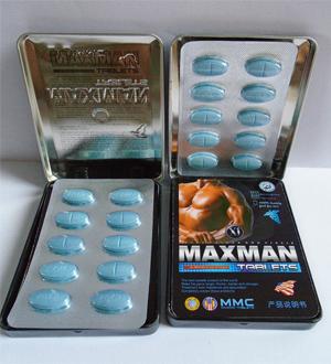 Thuốc Bổ Thận Tráng Dương: Maxman tăng sinh lý cho nam
