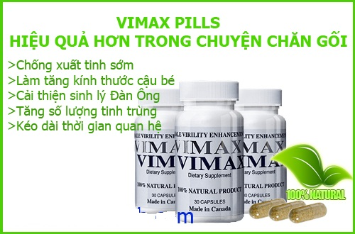 Thuc cha tr v tng cng sinh l Vimax