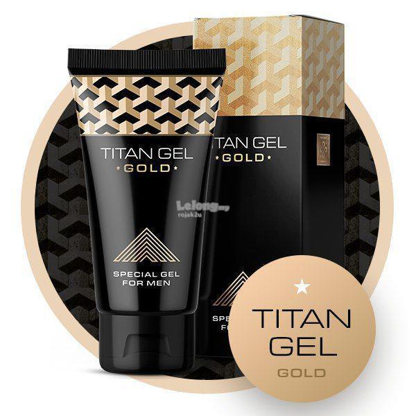 Thuốc Tăng Sinh Lý Nam: Thuốc tăng kích thước dương vật Titan Gold
