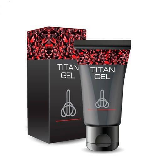 Titan gel chính hãng cho nam giới