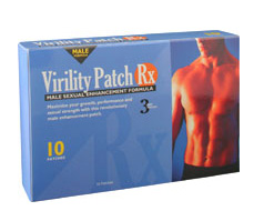 vprx, Virility Patch Rx